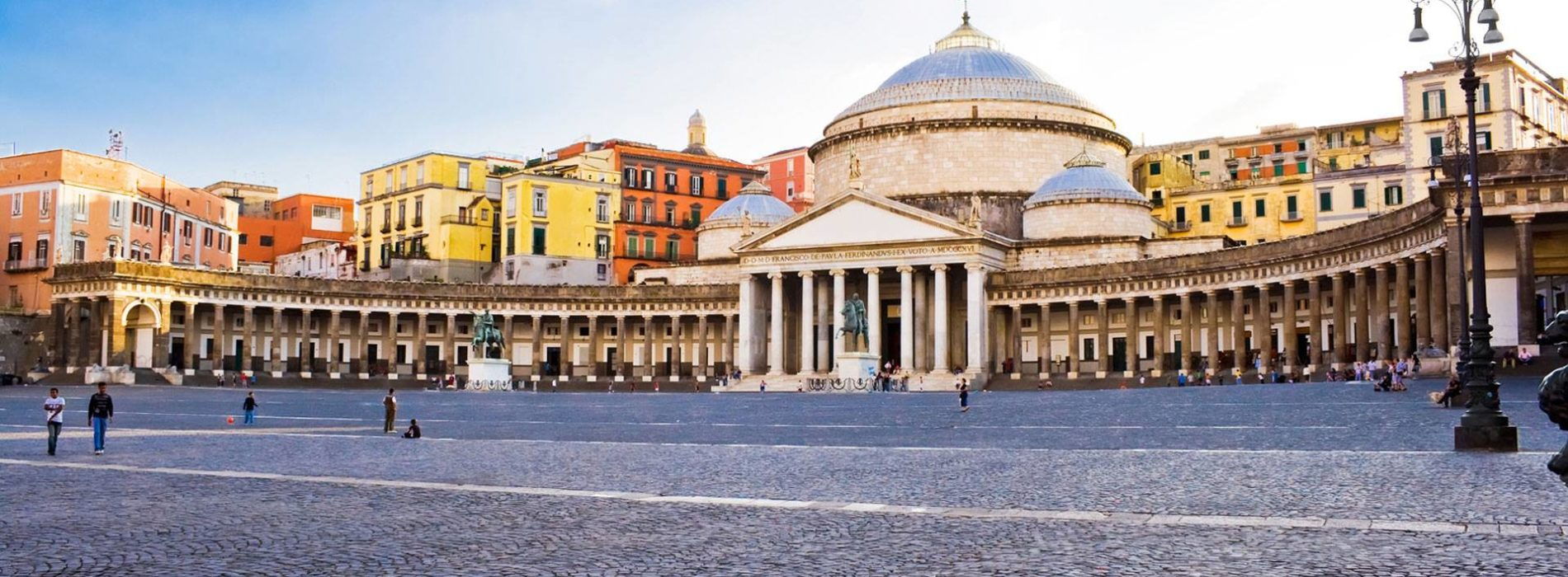 """""""Vac' e press'"""" ovvero: visitare Napoli in un giorno"""