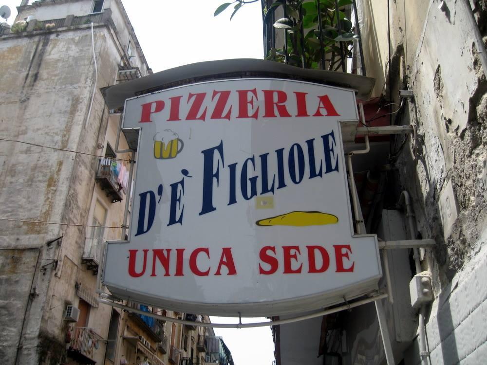 """Pizzeria """"De Figliole"""""""