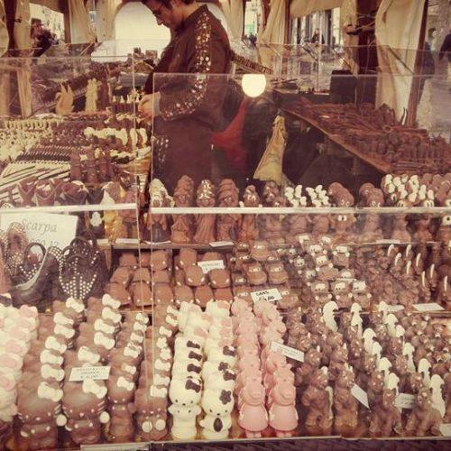 Chocoland 2016: torna al Vomero la mostra del cioccolato