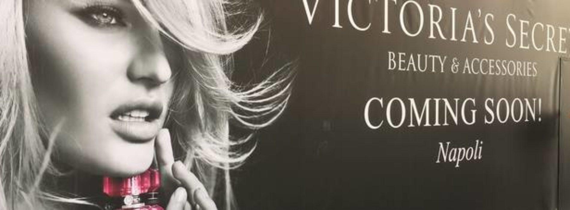 Victoria's secret arriva a Napoli