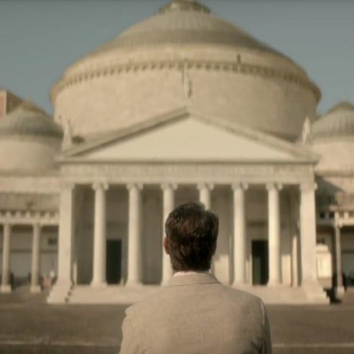 Napoli protagonista del nuovo spot Ferrero Rocher