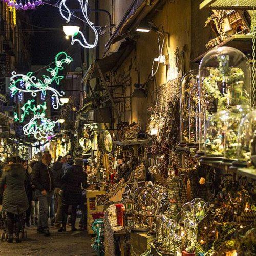 Mercatini di Natale a Napoli: dove e quando trovarli
