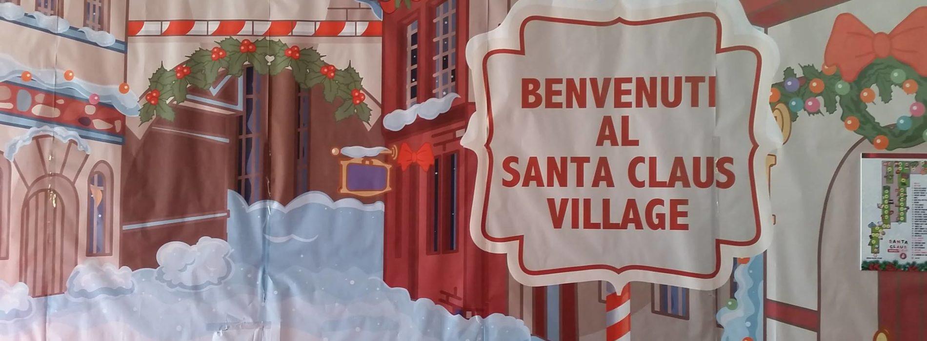 La magia del Santa Klaus Village ritorna alla Mostra D'Oltremare