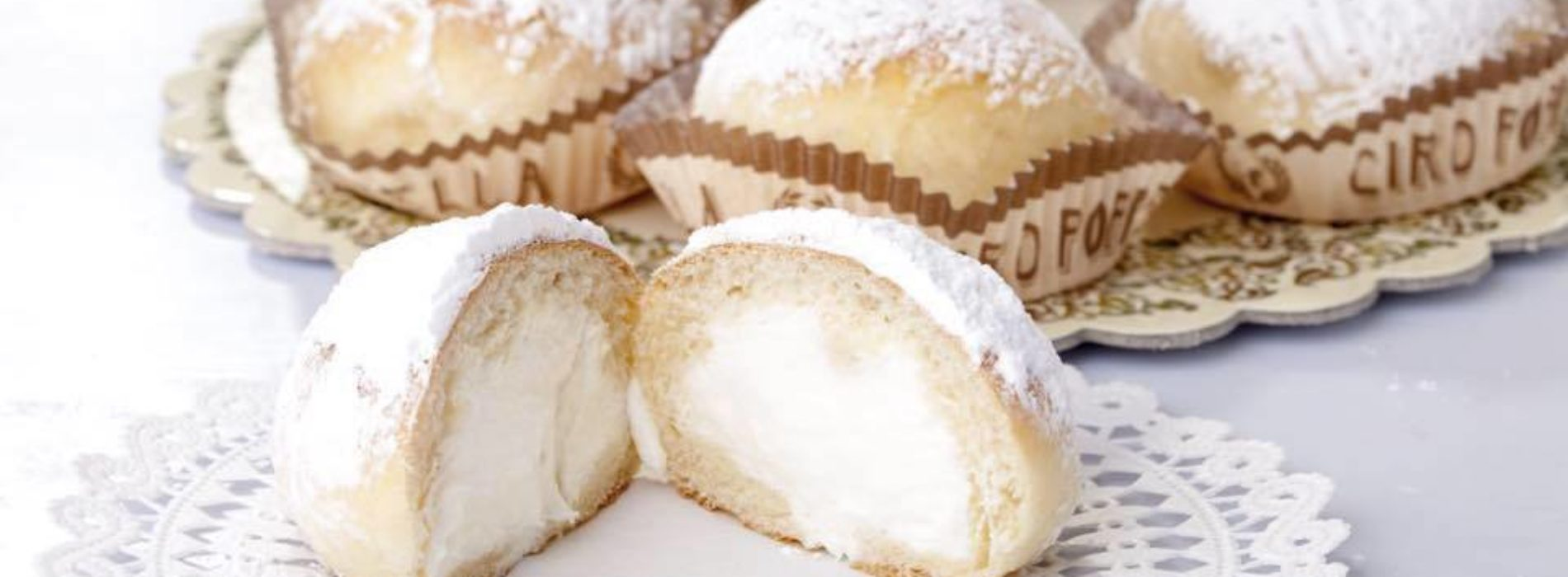 Fiocco di neve: eccellenze della pasticceria napoletana
