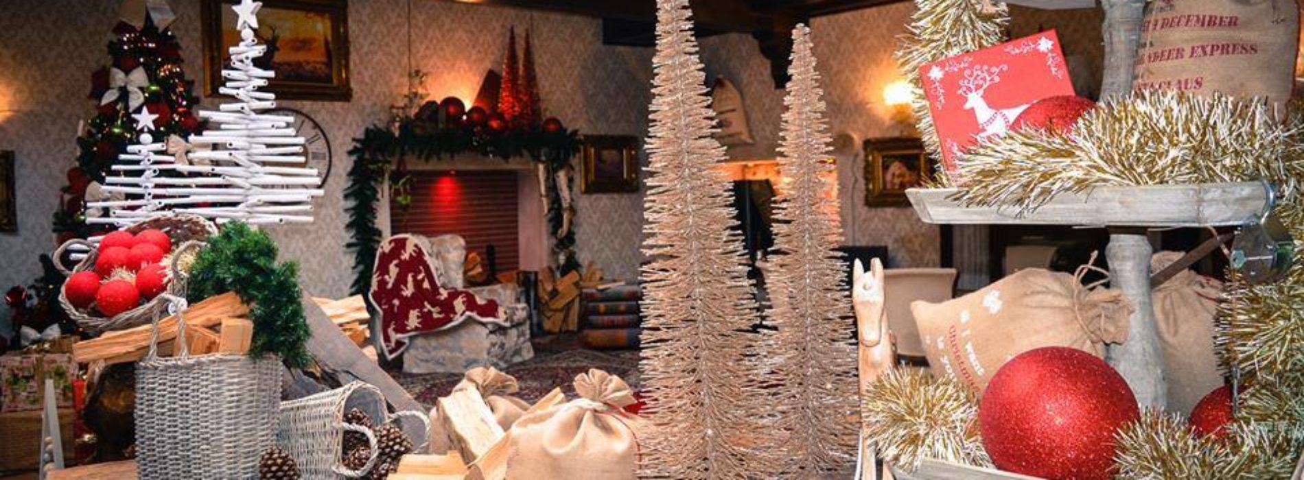 Valle del Natale: il parco acquatico di Torre del Greco si trasforma in un villaggio natalizio
