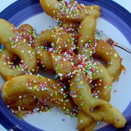 Zeppole dell'Immacolata: un dolce tipico dell'8 dicembre