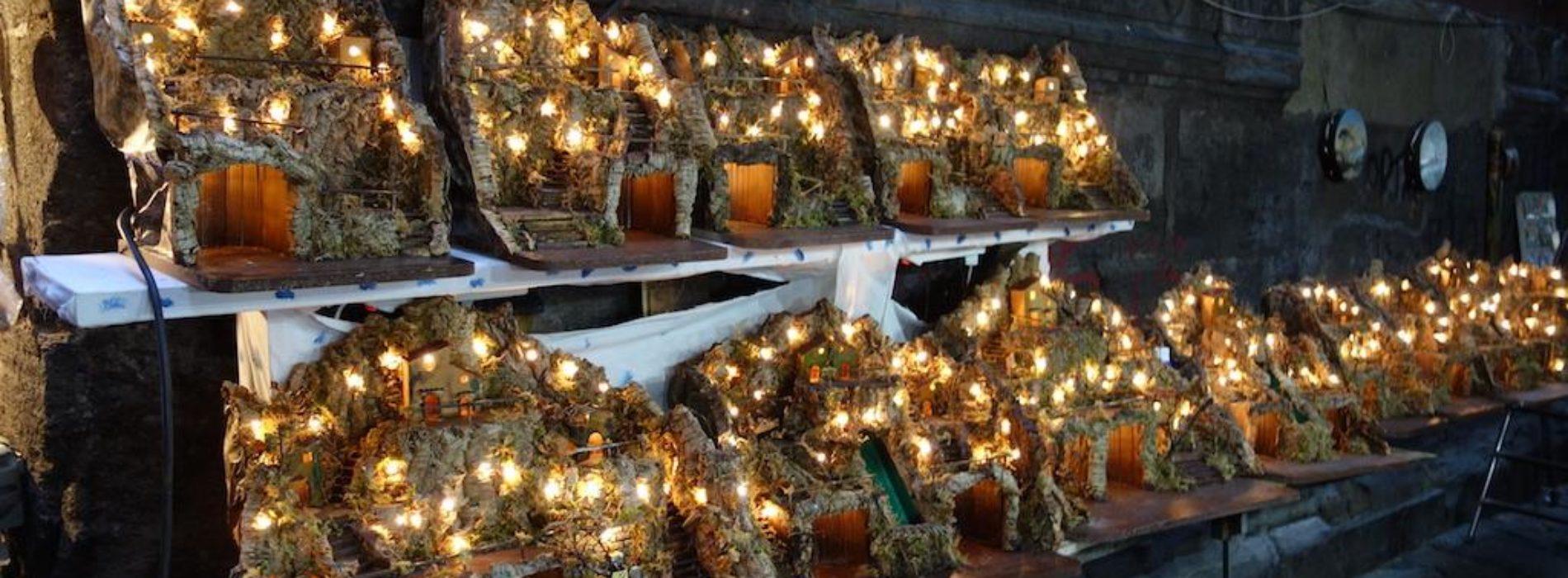 Il regalo natalizio di Napoli ad Amatrice: un presepe di San Gregorio Armeno