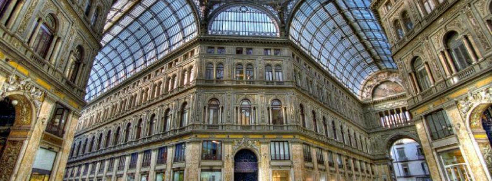 Galleria Umberto I: opera del risanamento napoletano