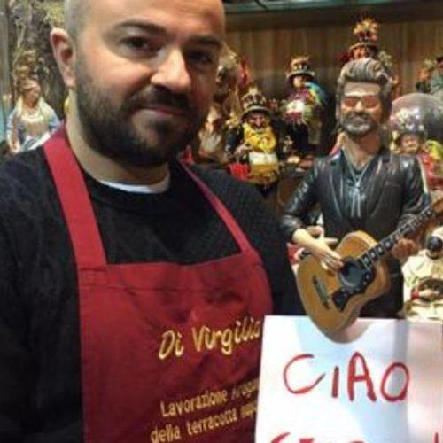 George Michael – A Napoli già la sua statuina