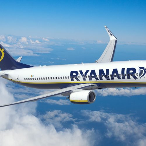 Ryanair arriva a Napoli con 17 nuovi voli
