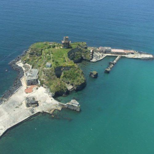 L'Isolotto di San Martino, gioiello prezioso dell'Area Flegrea