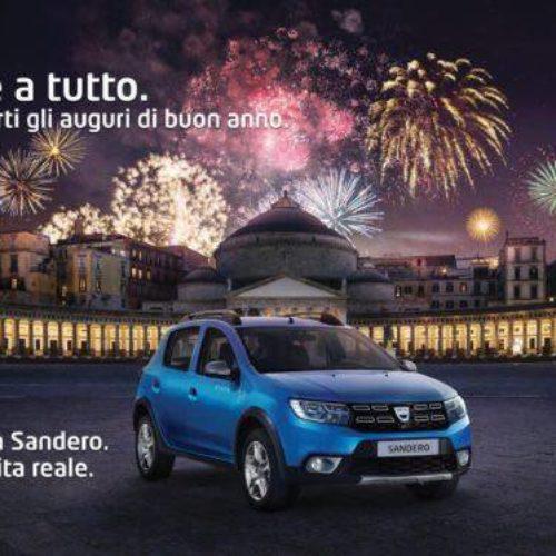 Dacia Sandero: il nuovo spot girato a Napoli (video)