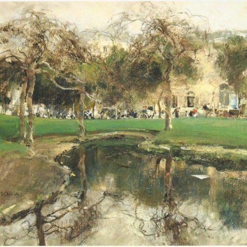 """""""Fontana delle paperelle"""": origini e curiosità del laghetto di Via Foria"""