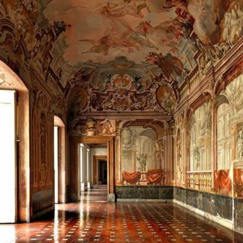 Reggia di Portici – Al via i lavori di restauro