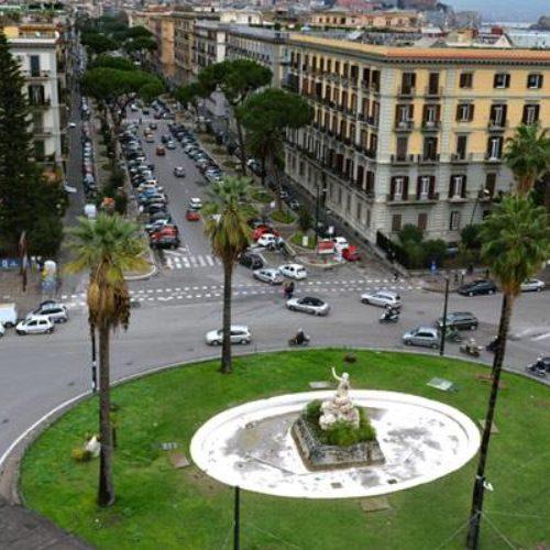 Piazza Sannazzaro: la storia