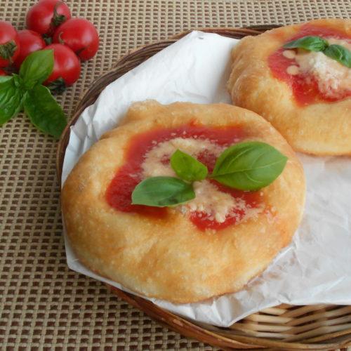 Pizza montanara: fritta o al forno?