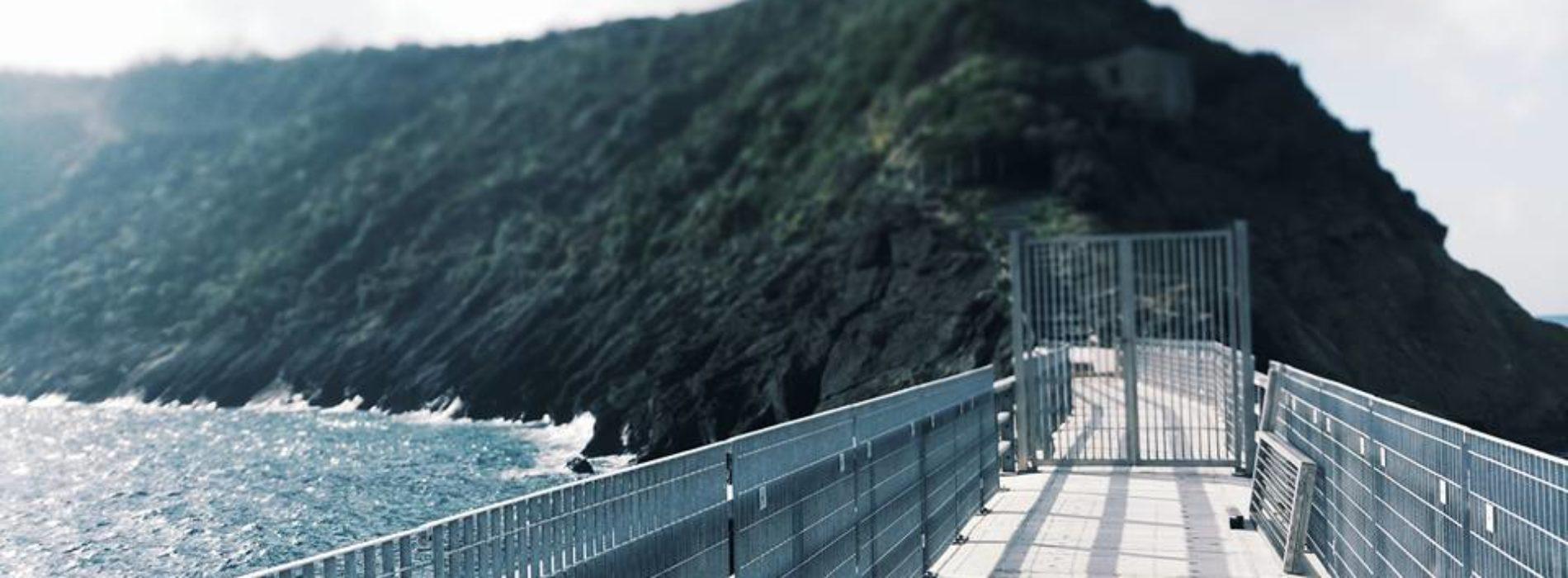 Vivara, buone notizie: il ponte sarà calpestabile entro l'estate 2017