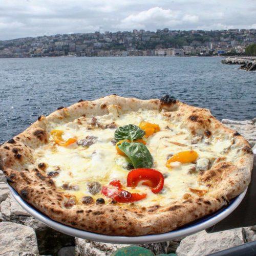 Giuseppe Vesi Pizzagourmet arriva in via Caracciolo: l'eccellenza della pizza tradizionale napoletana