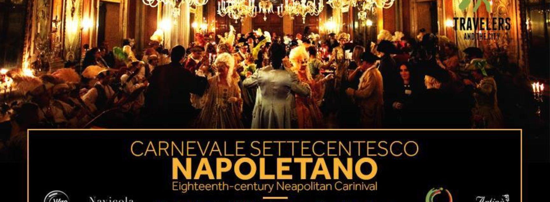 Carnevale settecentesco a Palazzo Caraccioli di San Teodoro