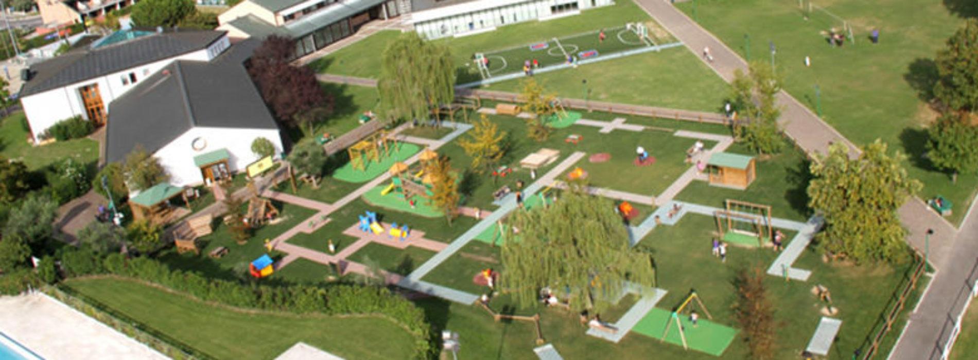 Aprirà a Bagnoli il Parco per l'Infanzia
