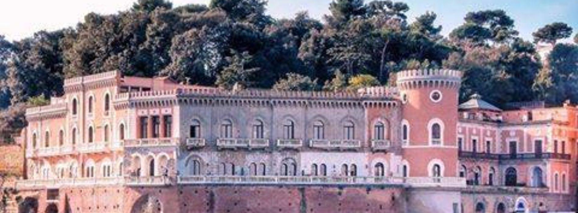 Villa Volpicelli: una perla a Posillipo