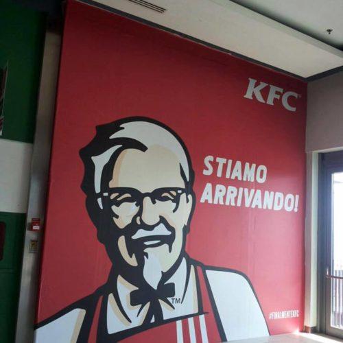 KFC arriva in Campania