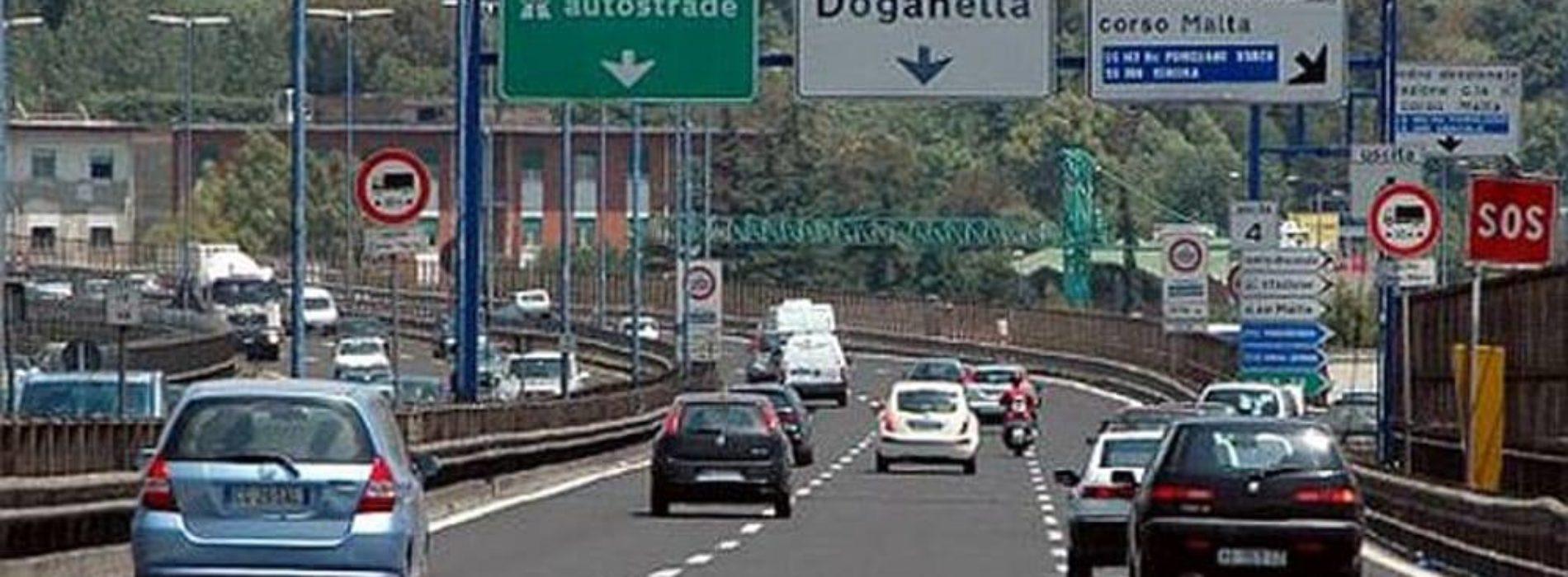 Pagare la tangenziale di Napoli è illegale