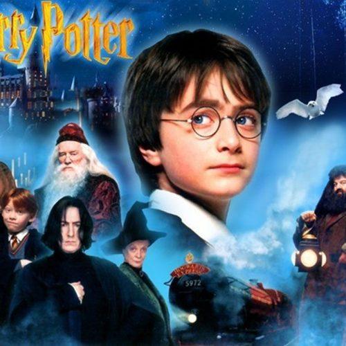 Harry Potter arriva al centro storico