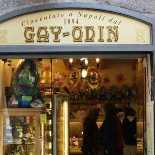 Pasqua 2017: Gay Odin dedica l'uovo di 300kg ai musei napoletani