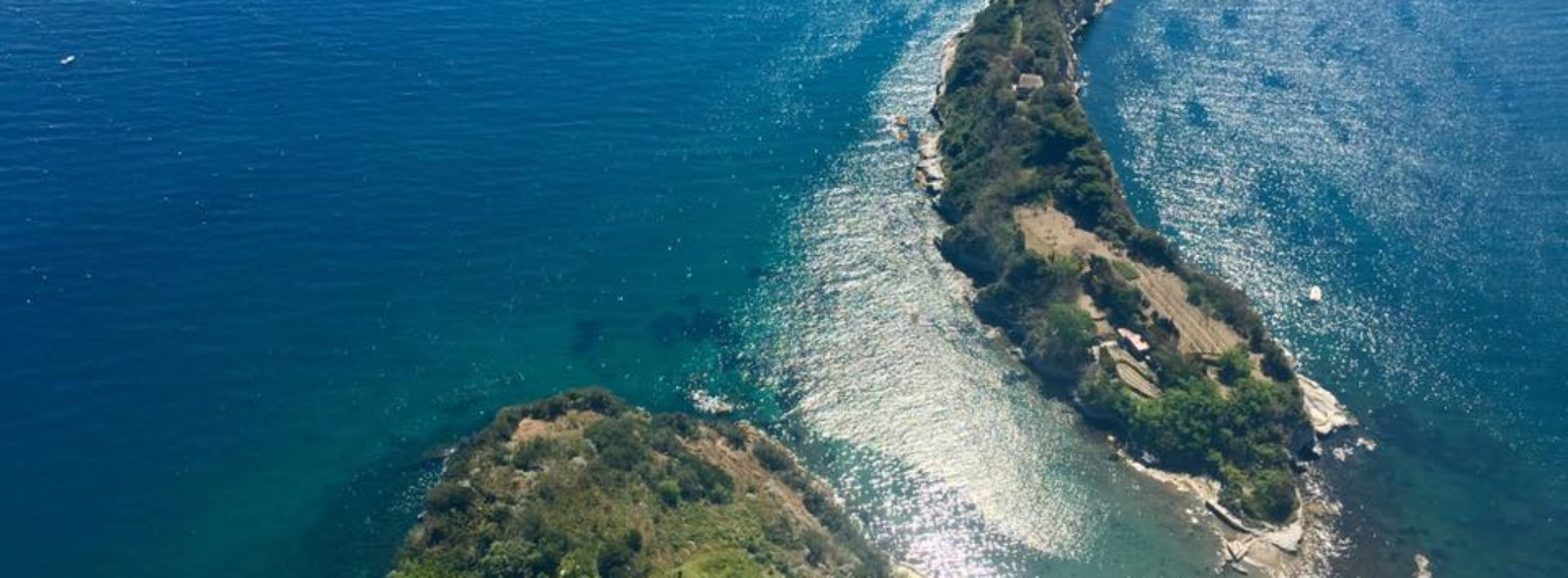 Punta Pennata: isolotto del Comune di Bacoli