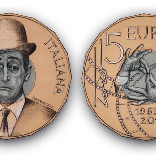 Una moneta commemorativa dedicata al Principe della Risata