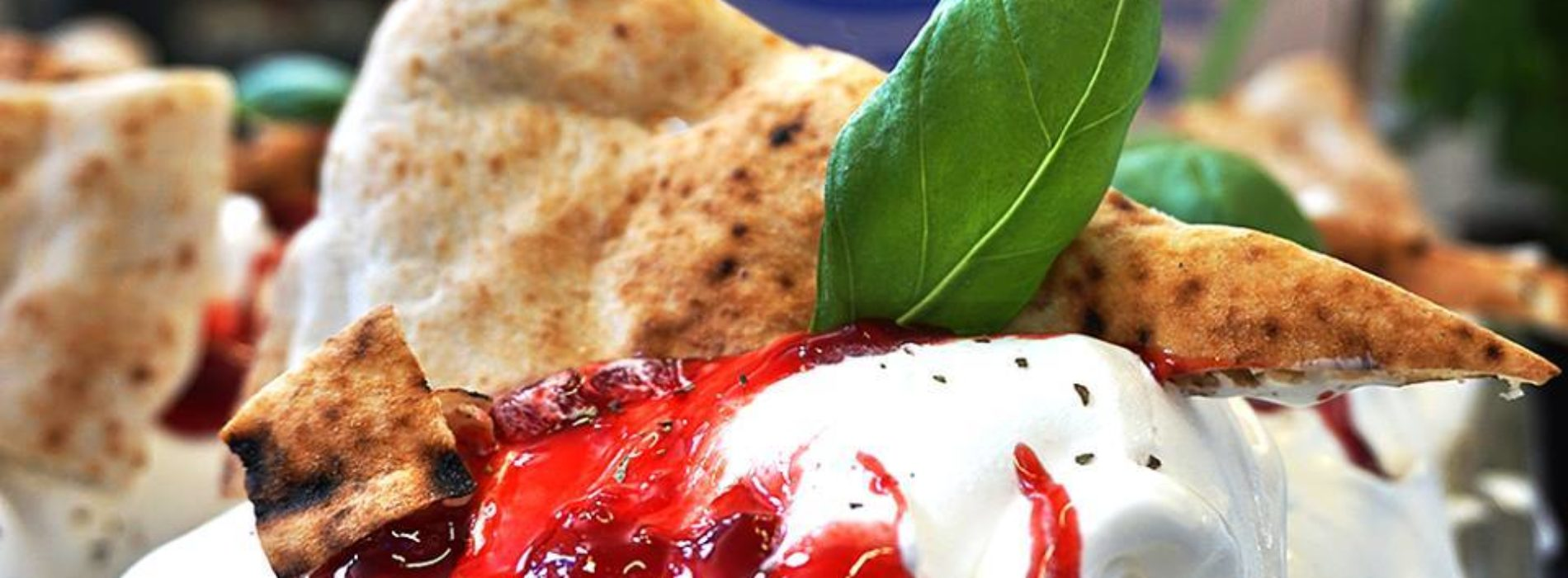 Il Gelato Pizza Napoletana: un prodotto di Casa Infante e Gino Sorbillo