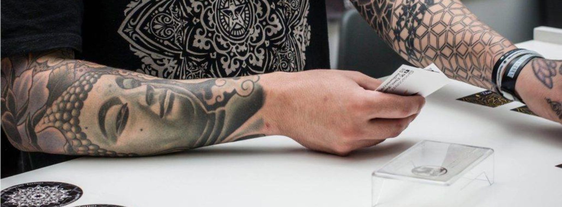 International Tattoo Fest Napoli 2017: torna il Festival del tatuaggio