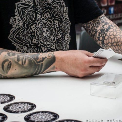 International Tattoo Fest Napoli 2017: torna il Festival del tatuaggio
