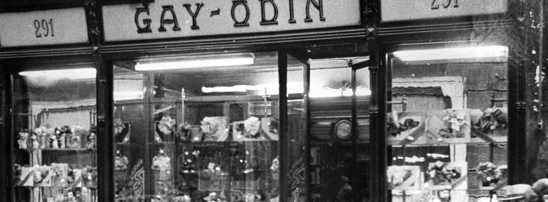 Gay Odin: storia di un cioccolatiere piemontese emigrato a Napoli