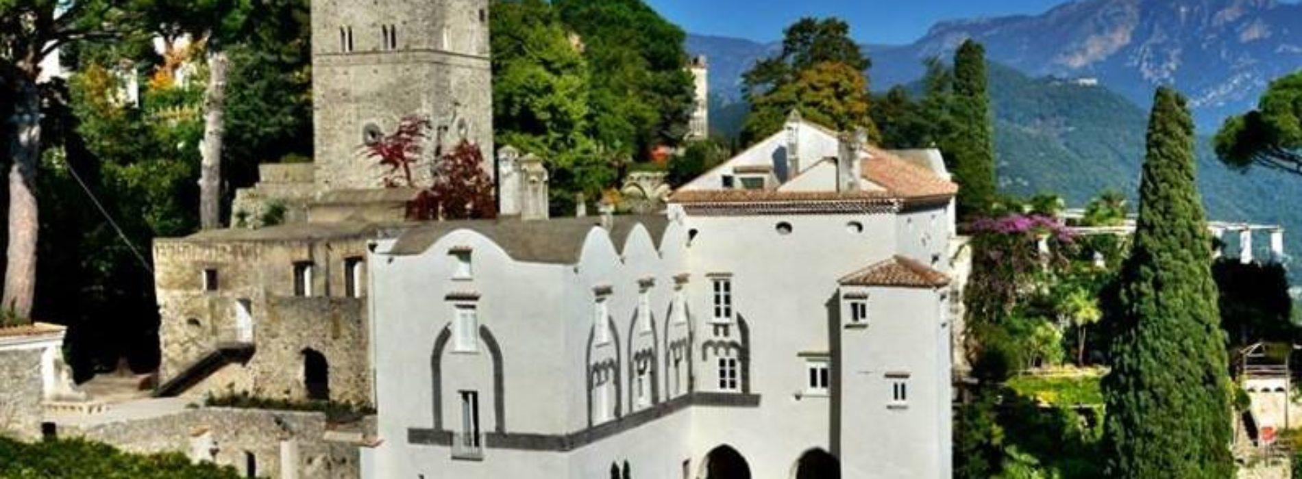 La Torre Maggiore di Villa Rufolo aperta ai visitatori