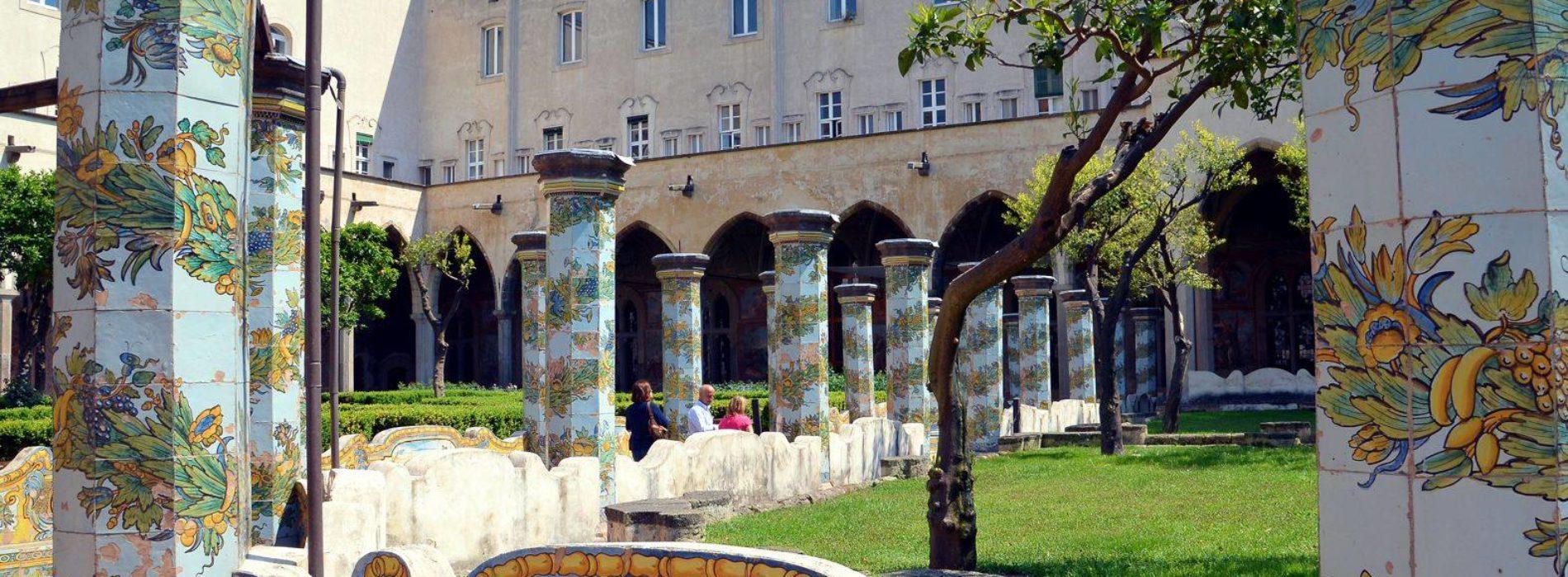 Il Monastero di Santa Chiara