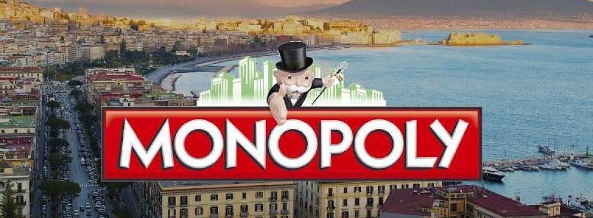 Monopoly live a Napoli