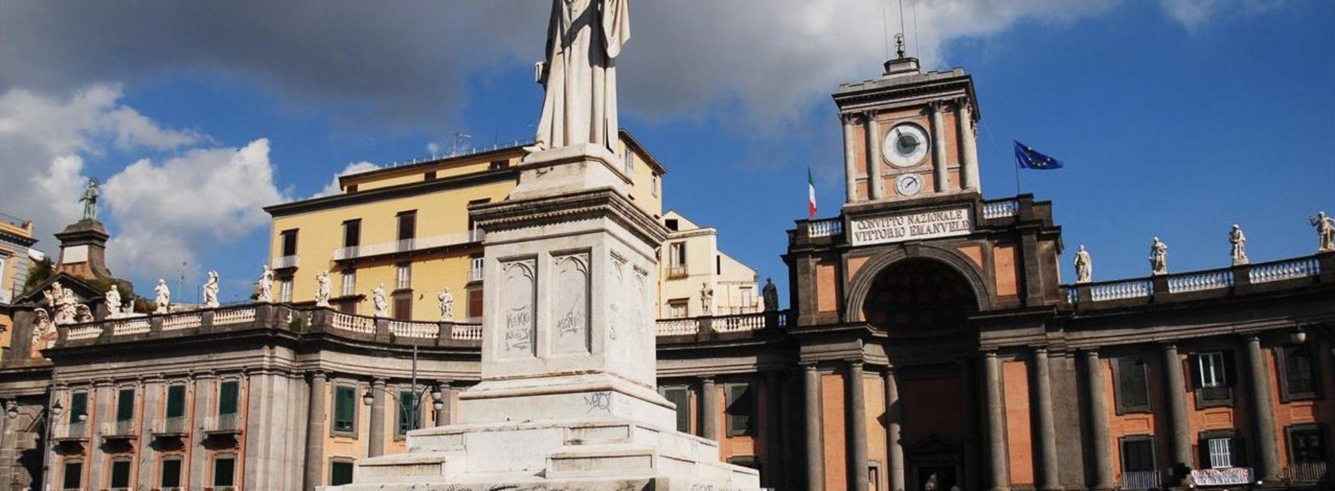 La storia di Piazza Dante