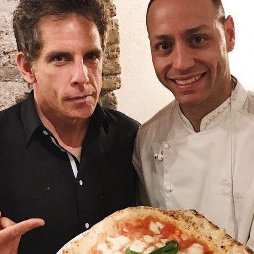 Ben Stiller: il celebre attore newyorkese in visita a Napoli