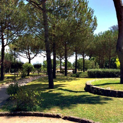 Il Parco del Poggio: una delle aree verdi più belle e suggestive di Napoli
