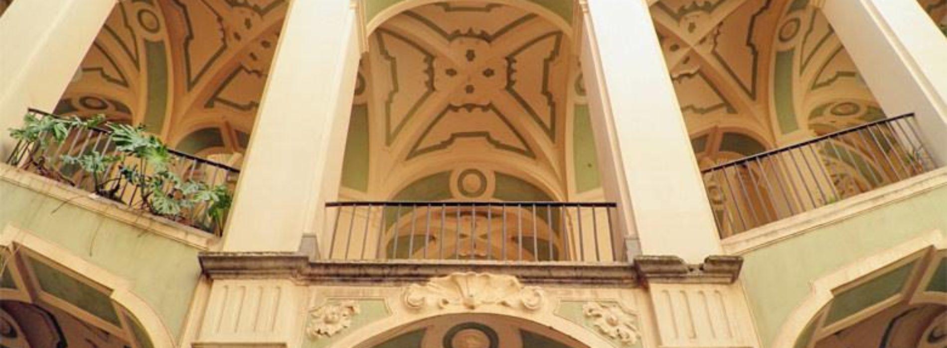 Palazzo Spagnuolo, un gioiellino nel cuore del centro storico