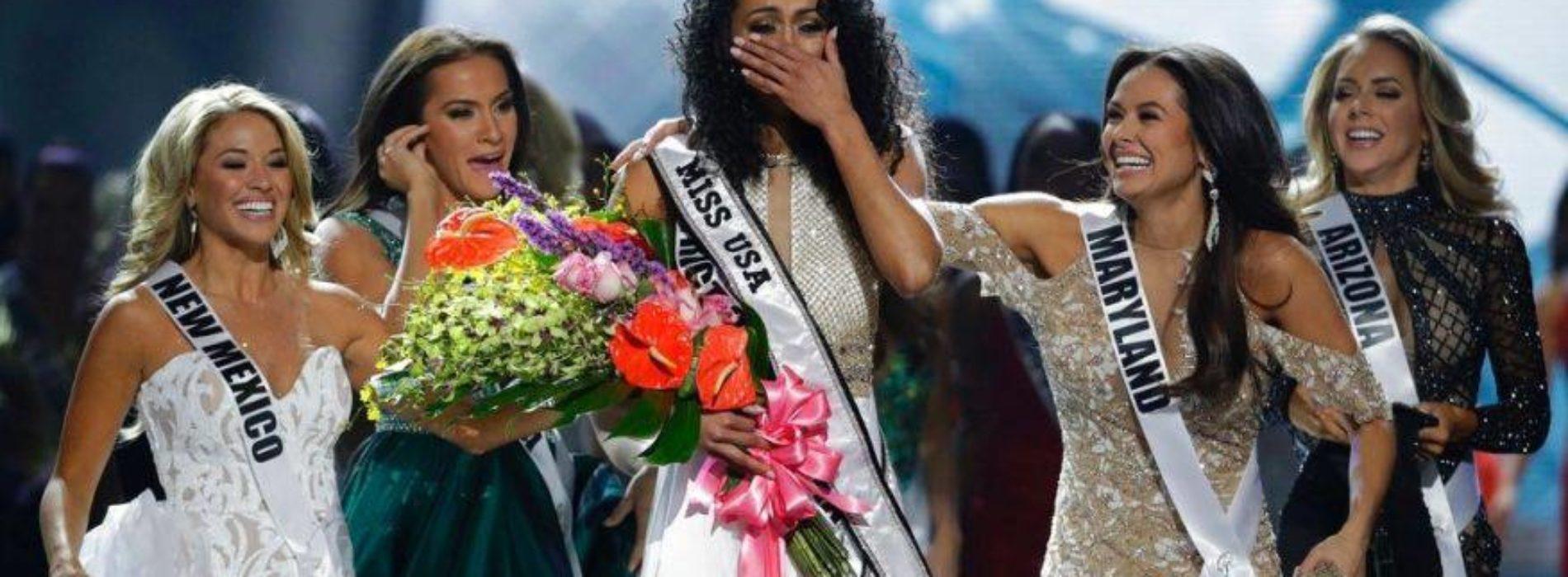 Miss Usa 2017: la più bella d'America è nata a Napoli