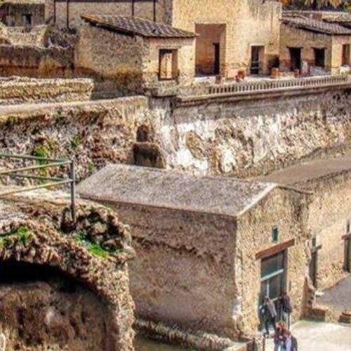 Ercolano rivive con le mostre Pop Up