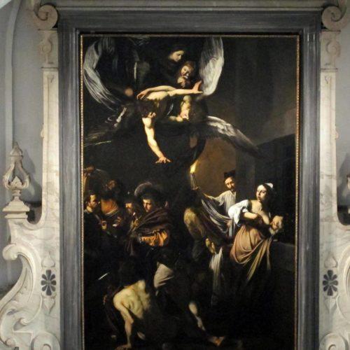 Caravaggio e i due periodi napoletani