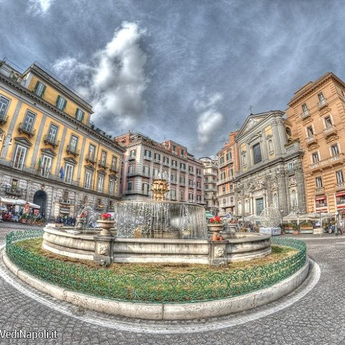 Piazza Trieste e Trento, ecco come si chiamava un tempo