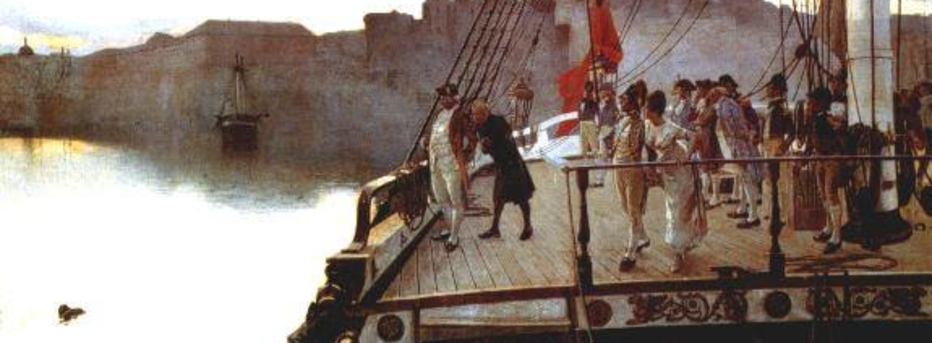 Francesco Caracciolo: l'ammiraglio napoletano