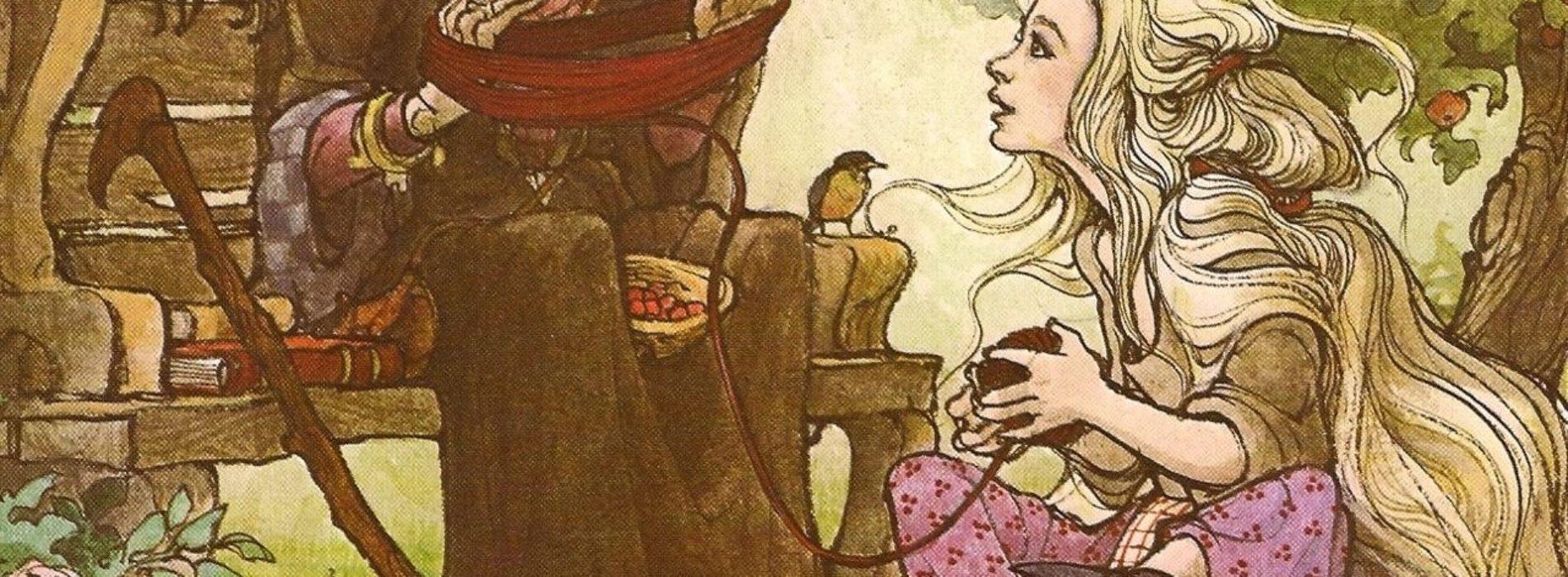 La vera storia di Petrosinella, la Raperonzolo napoletana