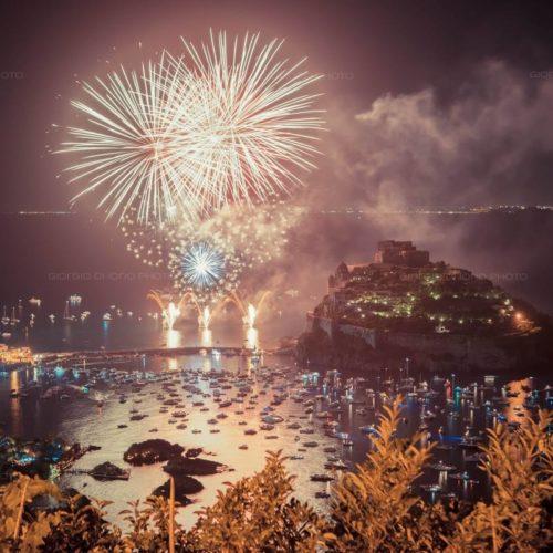 La festa di Sant'Anna a Ischia: un evento da non perdere