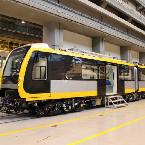 Nuovi treni a Napoli
